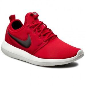 Gr Sneaker Two Neu Roshe 90 600 5 10 844656 Us Rouge 44 5 Nike noir 2018 Limited CIHw5