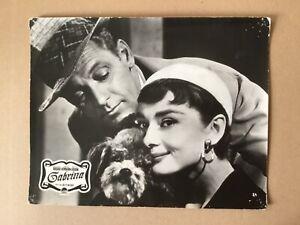 Sabrina-Kinoaushangfoto-039-54-Audrey-Hepburn-William-Holden-Billy-Wilder