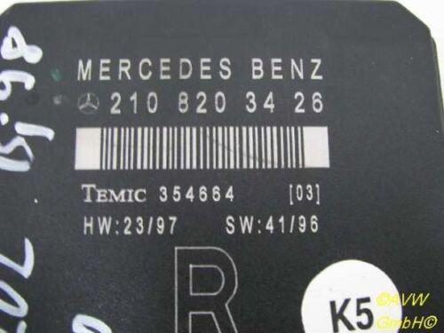 Steuergerät Tür rechts MERCEDES BENZ C-CLASS KOMBI 202.086 C 240 T S202