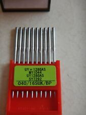 1 pack of 10 ORANGE Needles DVx63 B-63 RIM63 14//90B bin55