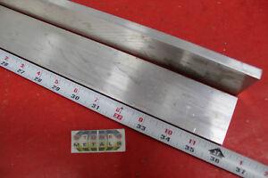 "8 Pieces 3//8/"" X 3/"" ALUMINUM 6061 FLAT BAR 3/"" long T6511 NEW Solid Mill Stock"