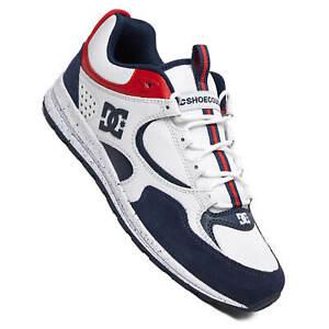 DC Shoes Kalis Lite Se White/Red/Blue