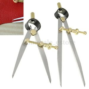 Wing Divider Leather Craft Rotating Scratch Leathercraft Furniture Compasses