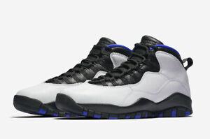 official photos 0156a 63bb8 Image is loading 2018-Nike-Air-Jordan-Retro-10-X-White-
