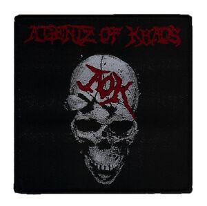 Agents of Khaos Patch Death Metal Thrash Metal