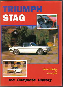 Triumph-Stag-The-Complete-History-by-Taylor-Development-Specifications-Trims