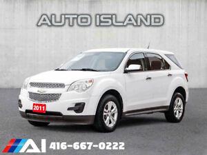 2011 Chevrolet Equinox LS**ALL WHEEL DRIVE**