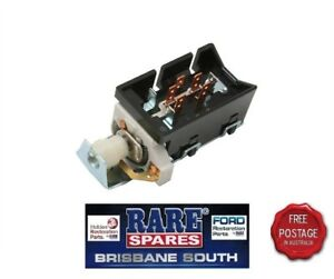 HOLDEN-HEADLIGHT-SWITCH-SUITS-EJ-EH-HD-RARE-SPARES-BRISBANE-SOUTH-PREMIER-X2