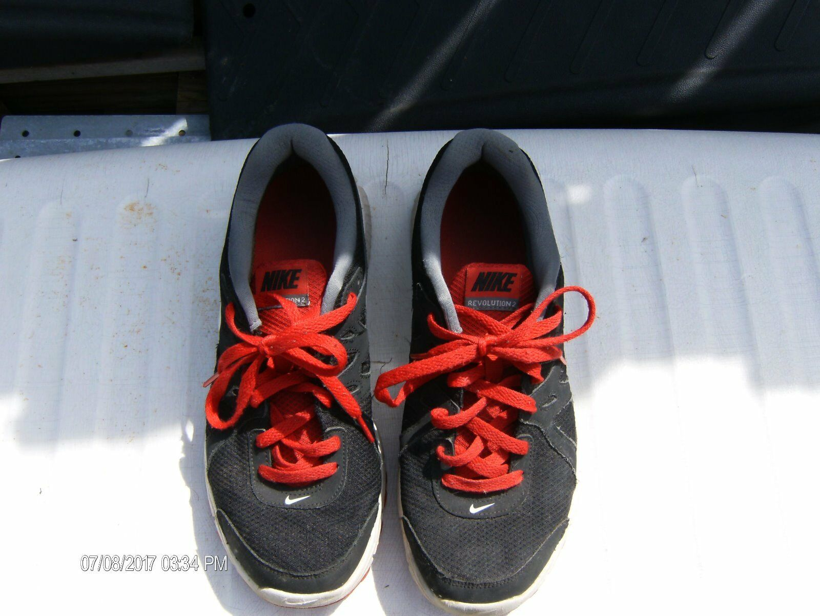 Hombre Nike Size REVOLUTION 2 Athletic Shoes Size Nike 9 barato y hermoso moda e95aaa