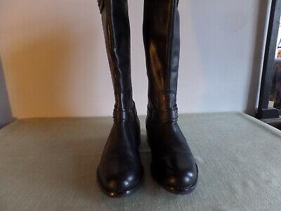 Tamaris Stiefel Leder gefüttert schwarz neu Gr.39 | eBay