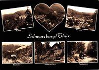 Schwarzburg / Thür. , DDR , Ansichtskarte