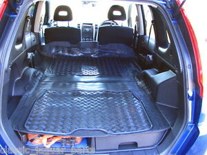 Nissan X Trail T31 Rubber Boot Mat Liner Options Amp Bumper