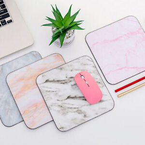 Mouse-Pad-Computer-laptop-Office-Accessories-MousePad-Marble-Pattern-Square