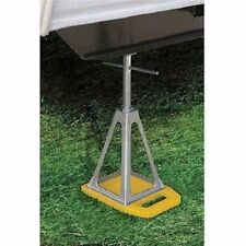 Travel Trailer Stabilizer Jack Leveling Foot Pad Plastic Anti Slip Support 4 PC