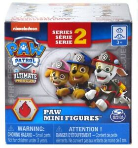 Lot-of-4-Paw-Patrol-Series-2-Paw-Mini-Figures-Spin-Master-Blind-Box-Chase-Ryder