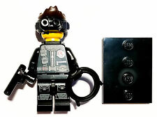 LEGO Minifigures Series 16 71013 Secret Agent Spy Mini Figure Nightvision Incom