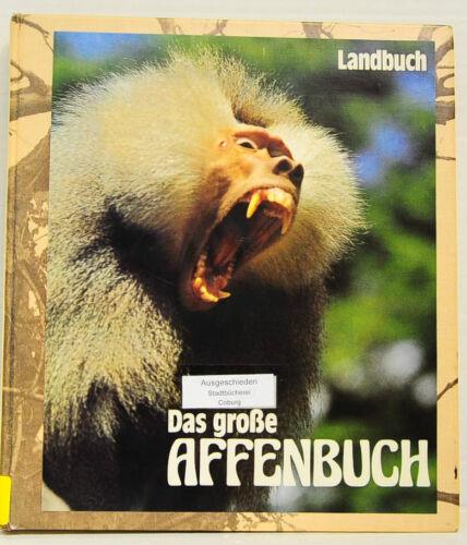 1 von 1 - Das große Affenbuch von Gotthart Berger und Erich Tylinek