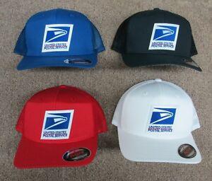 USPS Postal Service Flexfit Cap by Yupoong