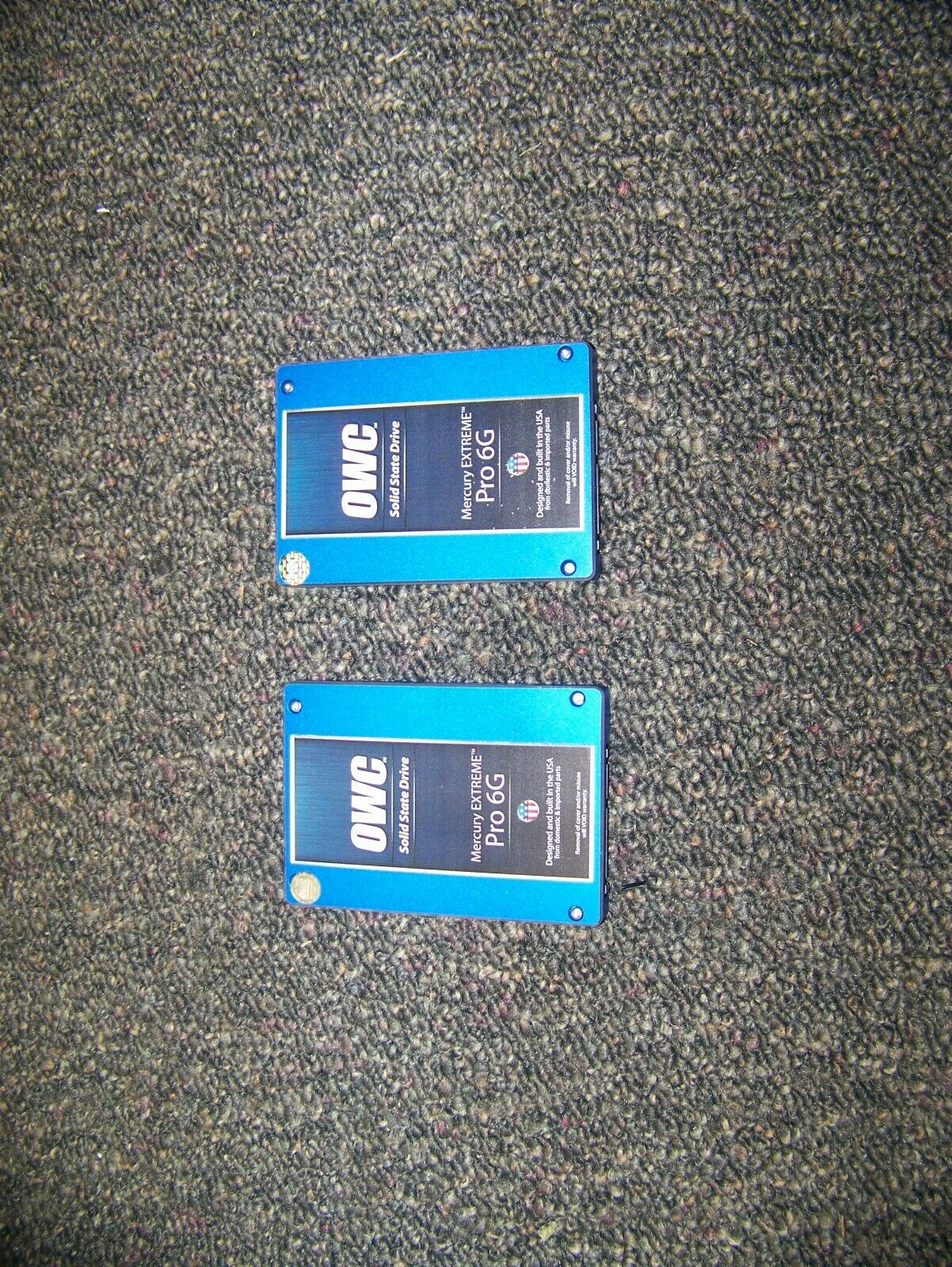 OWC Solid State Drive Mercury Extreme Pro 120GB OWCSSDDMX6G120T. Buy it now for 22.50