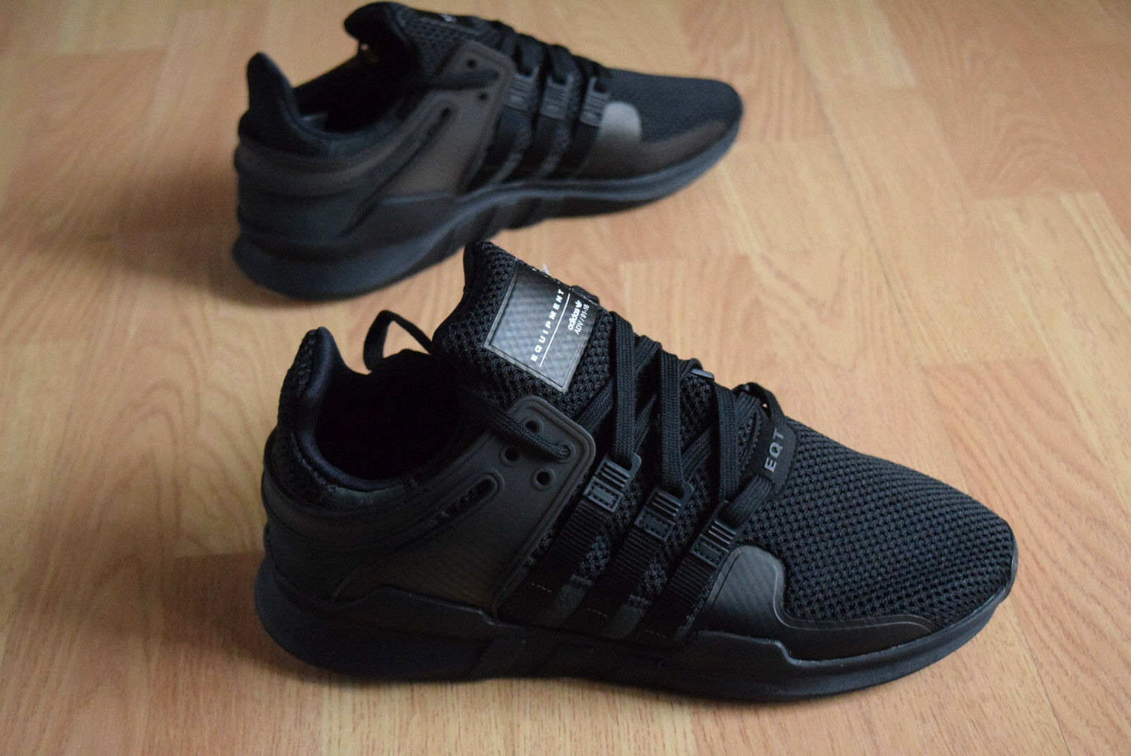 Adidas Equipment Support ADV 42,5 All black shadow nmd cOnSorTium 93 BA8329 EQT