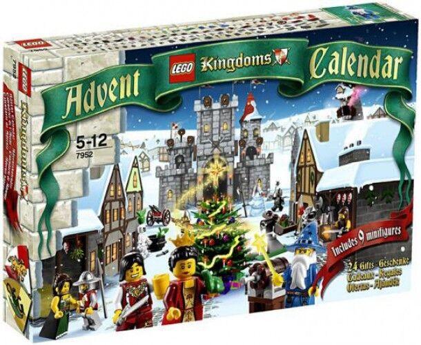 LEGO Kingdoms 2010 Advent Calendar Set  7952