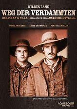 Wildes Land - Weg der Verdammten (Dead Man's Walk) 2 DVD Set NEU + OVP!