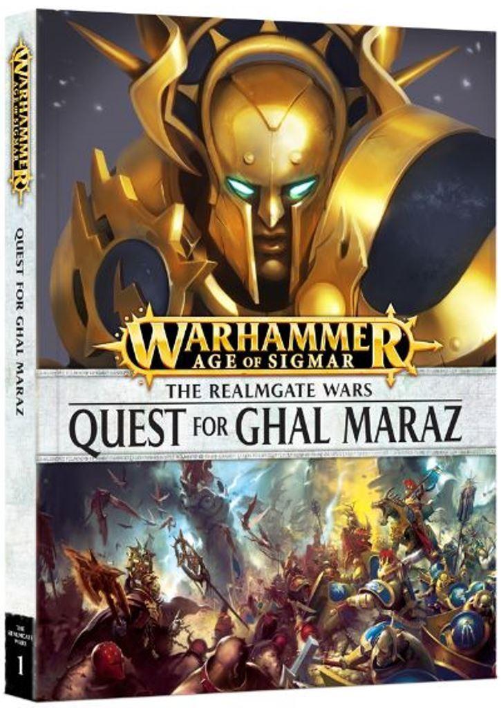 The Realmgate  Wars  Quest For Ghal Maraz (Français)- Warhammer Age of Sigmar  vente avec grande remise