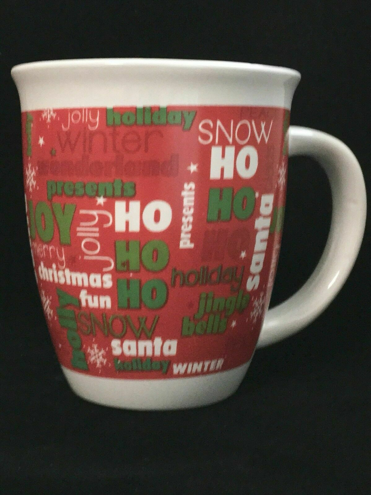 Royal Norfolk Tis Season To Be Jolly Christmas Holiday Coffee Mug Holly For Sale Online Ebay