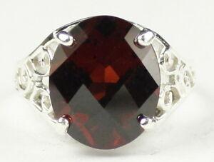 6-ct-MOZAMBIQUE-GARNET-Sterling-Silver-Ladies-Ring-Handmade-SR057