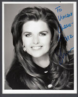 Maria Shriver Signed 8x10 Photo Personalized Auto