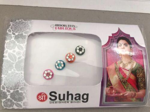 Bollywood Bindi Designer Head Sticker Gem Body Tattoos Art Bridal Craft Diwali