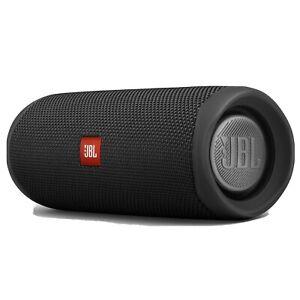 JBL FLIP 5 Noir Enceinte portable Bluetooth étanche sans fil 12h Autonomie