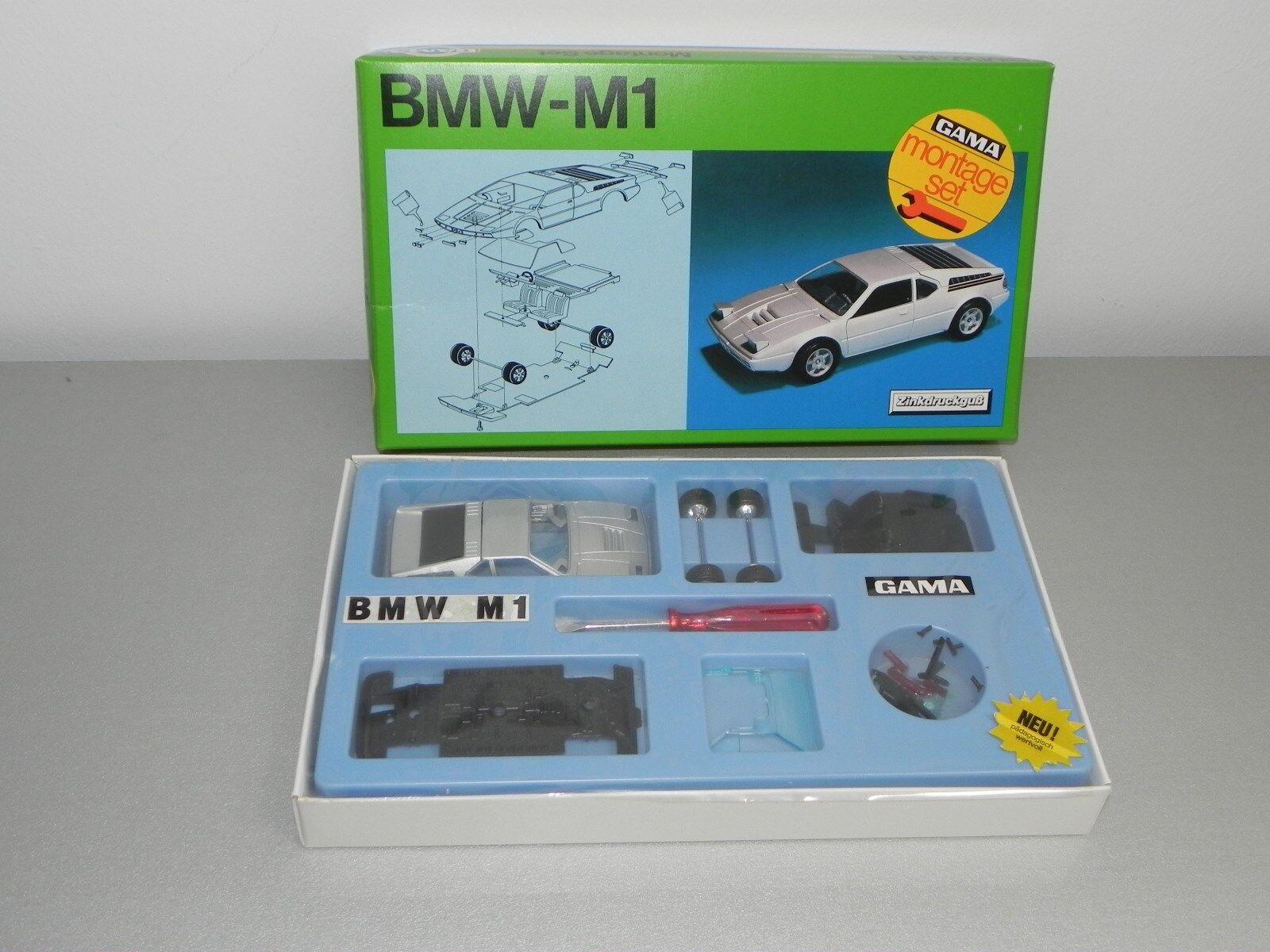 Gama BMW m1 Set di montaggio MIB