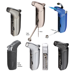 Vector-KGM-Arsenal-Double-Jet-Torch-Lighter-All-Colors-Free-FAST-Shipping