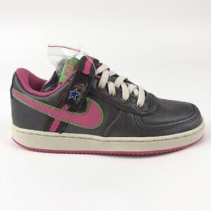 Nike-Womens-Vandal-Low-Dark-Cinder-Retro-Shoes-Size-9-5-Strap-Retro-312492-261