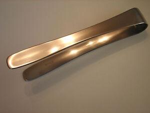 Zuckerzange,9,<wbr/>5cm, WMF Berlin, Modell 3800, Patent 90, 2 verfügbar