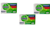 8 X Bars Dettol Original Soap 110 Each-bar Usa Ship Free