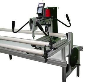 Prodigy-Longarm-Quilting-Machine-Long-Arm-Mid-Arm-New-With-Stitch-Regulator