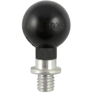 "RAM-B-236U 1/"" Ball To Stud 3//8-16 Thread"