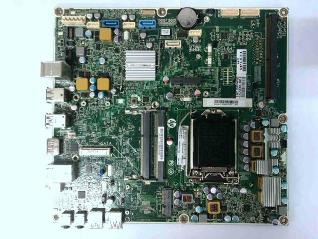 HP Compaq Pro 6300 All in One Intel PC Motherboard 657238-001 656957-001