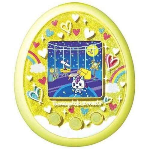 NEW Tamagotchi meets fairy tale Meets ver Yellow BANDAI Genuine