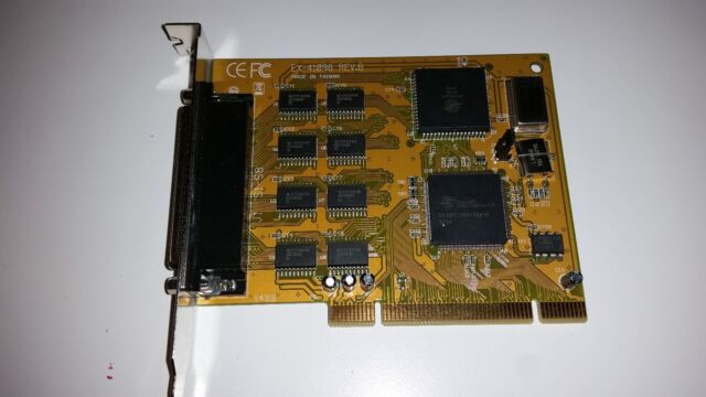 Exsys EX-41098 Drivers for PC