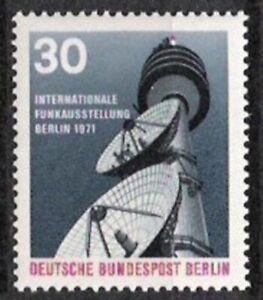 Berlin Nº 391 ** Exposition 1971, Cachet-g 1971, Postfrischfr-fr Afficher Le Titre D'origine