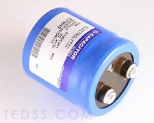 1x 18000uF 50V Large Can Electrolytic Capacitor 18000mfd 50 Volts DC 18,000 uF
