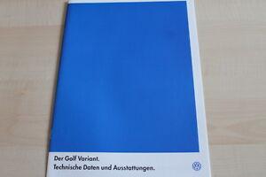 133033-VW-Golf-III-Variant-technische-Daten-amp-Ausstattungen-Prospekt-05-199