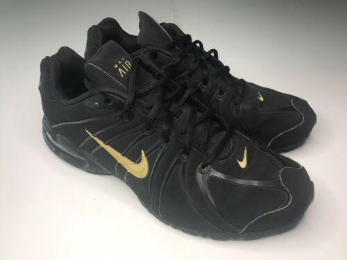 Nike Air Max Torch SL 'Black/Gold' Men's Shoes 316
