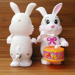 1PC Fashion Baby Boy Girls Rabbit Drum Educational Developmental Musical Toy ''
