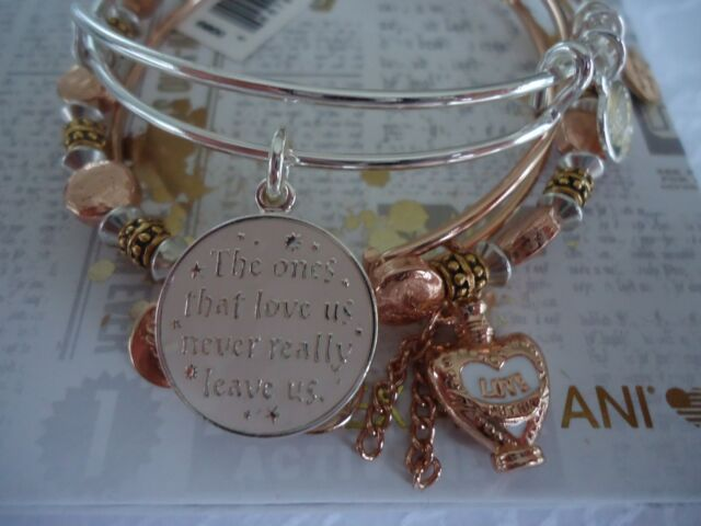 out Alex and Ani Harry Potter The Ones That Love US Set of 3 Bangles