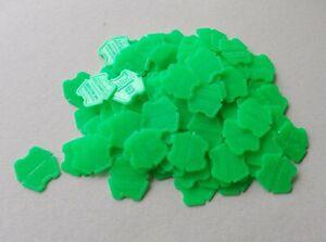 100-Green-Tokettes-GI-Greenwald-Industries-Laundry-Tokens-Type-2-Tokette-Token