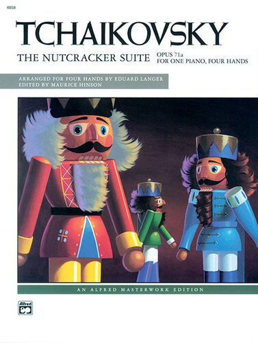 ALFGB The Nutcracker Suite Op.71a 4858 Peter Ilyich Duet; Tchaikovsky